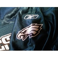 Reebok Philadelphia Eagles Mesh Jersey Shirt Youth Size 4XL Football NFL