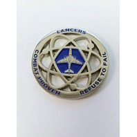"""Electronic Attack Squadron VAQ-131 """"Lancers"""" Challenge Coin"""