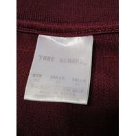True School Doug Flutie #22 Boston College Throwback Jersey Men's Size 52 XL