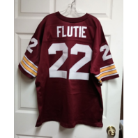 True School Doug Flutie #22 Boston College Throwback Jersey Men's Size 52 XL