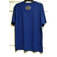 Majestic Section 101 Florida Gators Alligator Blue T-Shirt Size XL 46-48 NCAA