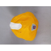 NFL Equipment Green Bay Packers Ball Cap Hat Yellow w/ White Stripe OSFA