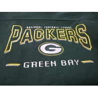 Lee Sport Green Bay Packers Green Sweatshirt Size L Football NFL