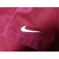 NFL Onfield Red Mock Turtleneck Shirt New York Giants Size XL