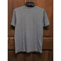 VF Imagewear BOSTON RED SOX Gray Graphic T-Shirt Men's Size S Baseball MLB