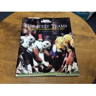 Sports Illustrated Greatest Teams by Time-Life Books Editors (1998, Hardcover)