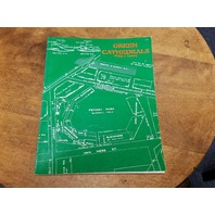 "1986 Edition ""Green Cathedrals"" By Philip J. Lowry Baseball Ballparks"