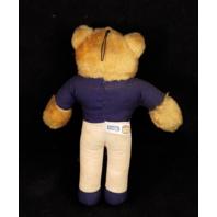 """Vintage 1995 Good Stuff Team NFL Dallas Cowboys 8"""" Plush Teddy Bear"""