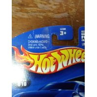 Hot Wheels Treasure Hunt 2001 #10 Pontiac Rageous Real Riders 10/12 Mattel Torn