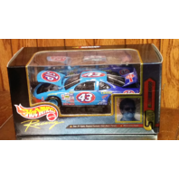 1999 Hot Wheels Racing Select NASCAR 2000 1:43 #43 STP John Andretti NIB