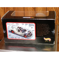 1999 Hot Wheels Racing Select Clear 1:43 #99 Jeff Burton Exide NASCAR NIB