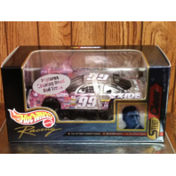 1999 Hot Wheels Racing Select Clear 1:43 #99 Jeff Burton Exide NASCAR NIB