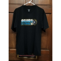 Reebok Jacksonville Jaguars Football Black Graphic T-Shirt Men's Size L