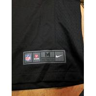 NFL On Field Jacksonville Jaguars Black & Teal Short Sleeve Shirt Men's Size M