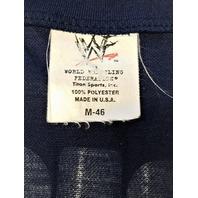 Vtg WWF Chris Jericho Y2J Millennium Jersey Shirt Men's Size M-46 Wrestling