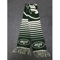 Unbranded New York Jets Knit Scarf NFL Football