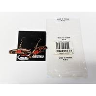 Action Sports Image NASCAR Dangle Fishhook Earrings #28 Havoline