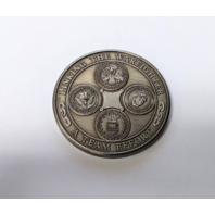 U.S. Joint Network Design Team JNDT Linking The Warfighter Challenge Coin