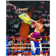 "Koko B Ware HOF '09 Autographed 8.5"" x 11"" Photo Wrestling WWF WCW WWE"