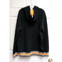 UNK LA Lakers Black Pullover Hoodie Jacket Size XL NBA Basketball