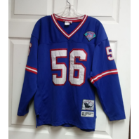 Mitchell & Ness Throwbacks Lawrence Taylor #56 Jersey New York Giants Sz L 14-16