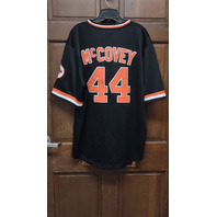 Mitchell & Ness Cooperstown Collection Willie McCovey #44 Giants Jersey Size 52
