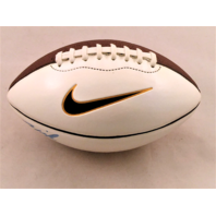 UVA Virginia Cavaliers Mike London Autographed Signed Mini Football Nike NCAA