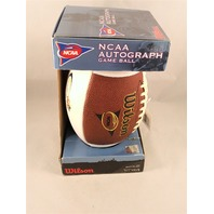 UVA Virginia Cavaliers Mike London Autographed Signed Official Game Ball NCAA