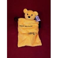 Salvino's Mac Bammers Mark McGwire #25 Beanie Plush Bear In Bag 200 Home Runs