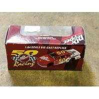 2000 #50 Tony Roper Dr. Pepper Promo 1:64 Diecast Car No Can NASCAR Team Caliber