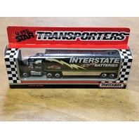 1992 Matchbox White Rose Transporters Super Star 1:87 18 Jarrett/Interstate Batt