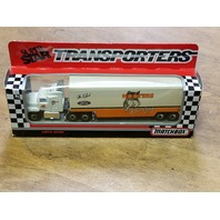 1992 Matchbox White Rose Transporters Super Star 1:87 #7 Alan Kulwicki Hooters