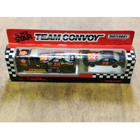 1990-93 Matchbox Super Star Team Convoys 1:64 #28 Davey Allison/Havoline 1993