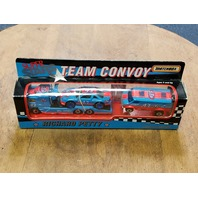 1990-93 Matchbox Super Star Team Convoys 1:64 #43 Richard Petty/STP w/Van 1992