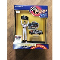 1998 Winner's Circle Championship & Figure 1:64 #3 Dale Earnhardt/Goodwrench