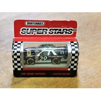 Matchbox Super Star 1992 Grand National Phil Parsons #29 White Rose Collectibles