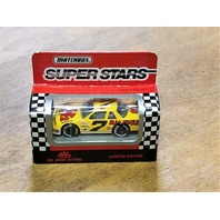 Matchbox Super Star 1992 Grand National #7 Harry Gant Mac Tools White Rose