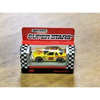 1991 Matchbox Super Stars 1:64 Ernie Irvan #10 Mac Tools NASCAR Diecast