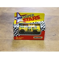 1994 Matchbox White Rose Super Stars 1:64 #32 Dale Jarrett/Pic-N-Pay NASCAR