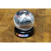 Dale Earnhardt #3 Intimidator NASCAR RaceBall Baseball NIB w/ Stand & COA