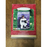 2000 Hallmark Keepsake NASCAR Dale Earnhardt Sr Christmas Ornament NIP