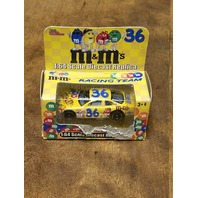 2002 Racing Champions 1:64 #36 Ken Schrader/M&Ms Diecast Car In Box NASCAR