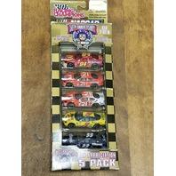 1998 Racing Champions NASCAR Fan Appreciation 1:64 5 Car Pack Set Bill Elliott