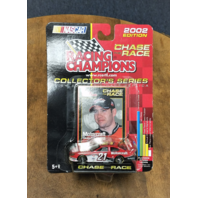 2002 Racing Champions Chase The Race 1:64 #21 Elliott Sadler/Motorcraft NOS