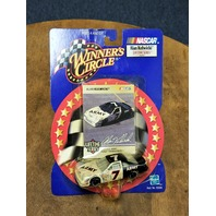 1999 Winner's Circle Lifetime Alan Kulwicki 1:64 #7 Alan Kulwicki/Army 3/3 NOS