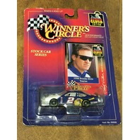 1998 Winner's Circle 1:64 #2 Rusty Wallace/Elvis Edition NASCAR Auto On Back