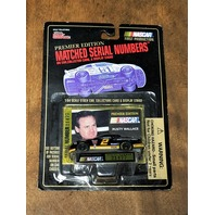 1995 Racing Champions Matched Serial Numbers 1:64 #2 Rusty Wallace/Ford