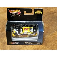 2000 Hot Wheels Racing 1:64 #22 Ward Burton/Caterpillar Track Edition NASCAR