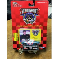1998 Racing Champions 1:64 #13 Jerry Nadeau/First Plus NASCAR Diecast NOC