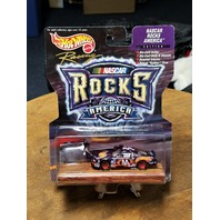 1999 Hot Wheels Racing NASCAR Rocks America 1:64 #44 Kyle Petty/Hot Wheels